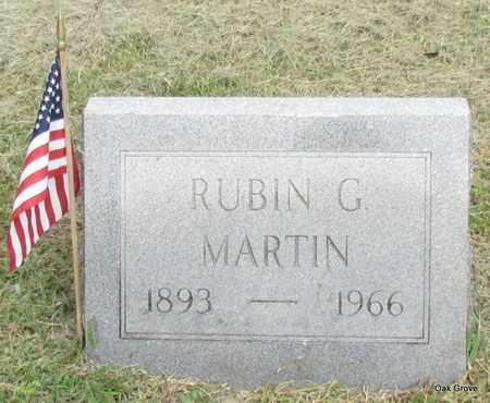 MARTIN, RUBIN G - Cleburne County, Arkansas | RUBIN G MARTIN - Arkansas Gravestone Photos