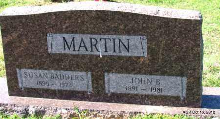 MARTIN, SUSAN - Cleburne County, Arkansas | SUSAN MARTIN - Arkansas Gravestone Photos