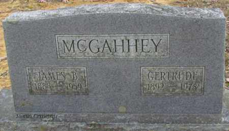 MCGAHHEY, JAMES B - Cleburne County, Arkansas | JAMES B MCGAHHEY - Arkansas Gravestone Photos