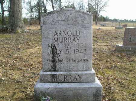 MURRAY, ARNOLD - Cleburne County, Arkansas | ARNOLD MURRAY - Arkansas Gravestone Photos