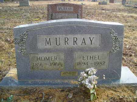 MURRAY, HOMER - Cleburne County, Arkansas | HOMER MURRAY - Arkansas Gravestone Photos