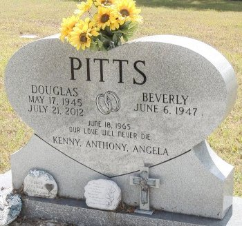 PITTS, DOUGLAS - Cleburne County, Arkansas   DOUGLAS PITTS - Arkansas Gravestone Photos