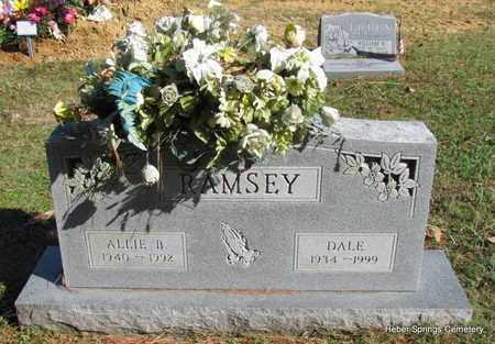 RAMSEY, DALE - Cleburne County, Arkansas   DALE RAMSEY - Arkansas Gravestone Photos