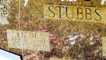 "STUBBS, ELIZABETH ""LIZZIE"" - Cleburne County, Arkansas   ELIZABETH ""LIZZIE"" STUBBS - Arkansas Gravestone Photos"