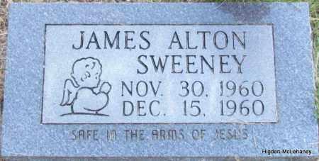 SWEENEY, JAMES ALTON - Cleburne County, Arkansas | JAMES ALTON SWEENEY - Arkansas Gravestone Photos