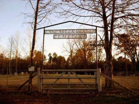 * VERSER, CEMETERY GATE PHOTO - Cleburne County, Arkansas   CEMETERY GATE PHOTO * VERSER - Arkansas Gravestone Photos