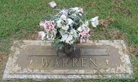 WARREN, LUCY O - Cleburne County, Arkansas | LUCY O WARREN - Arkansas Gravestone Photos