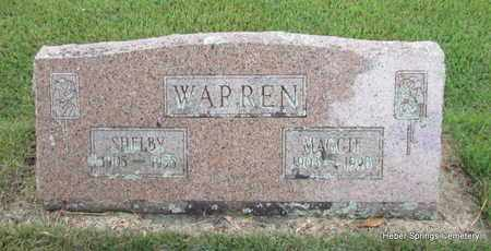 WARREN, SHELBY - Cleburne County, Arkansas | SHELBY WARREN - Arkansas Gravestone Photos
