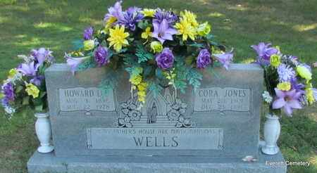 WELLS, HOWARD LEE - Cleburne County, Arkansas | HOWARD LEE WELLS - Arkansas Gravestone Photos