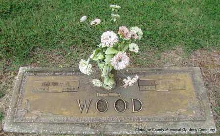 WOOD, ROBERT N - Cleburne County, Arkansas | ROBERT N WOOD - Arkansas Gravestone Photos