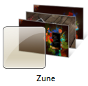 Windows 7 Zune Theme