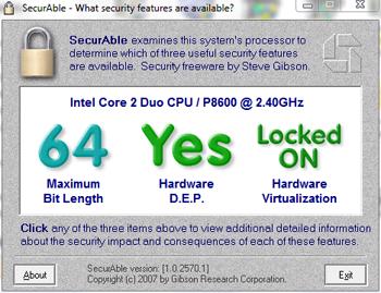 download securable find processor 64 bit or 32 bit