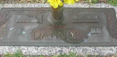 DANNER, JAMES E - Brevard County, Florida | JAMES E DANNER - Florida Gravestone Photos