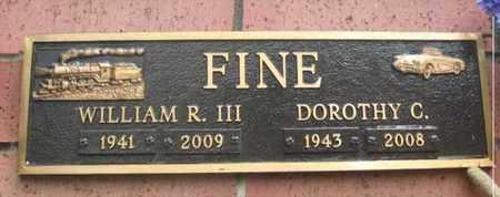 FINE III, WILLIAM ROY - Brevard County, Florida   WILLIAM ROY FINE III - Florida Gravestone Photos