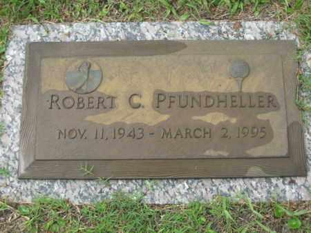 PFUNDHELLER, ROBERT C - Brevard County, Florida   ROBERT C PFUNDHELLER - Florida Gravestone Photos