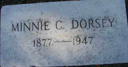 DORSEY, MINNIE C. - Broward County, Florida | MINNIE C. DORSEY - Florida Gravestone Photos