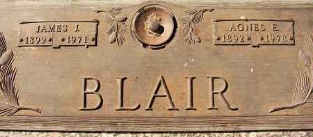 BLAIR, AGNES E. - Charlotte County, Florida | AGNES E. BLAIR - Florida Gravestone Photos