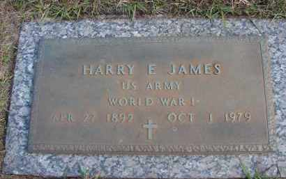 JAMES (VETERAN WWI), HARRY E - Charlotte County, Florida | HARRY E JAMES (VETERAN WWI) - Florida Gravestone Photos