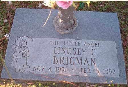 BRIGMAN, LINDSEY C - Citrus County, Florida   LINDSEY C BRIGMAN - Florida Gravestone Photos
