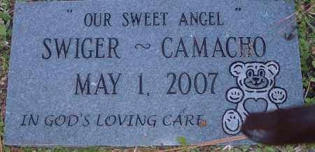 CAMACHO, SWIGER - Citrus County, Florida   SWIGER CAMACHO - Florida Gravestone Photos