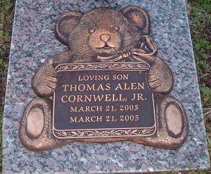 CORNWELL JR., THOMAS ALEN - Citrus County, Florida | THOMAS ALEN CORNWELL JR. - Florida Gravestone Photos