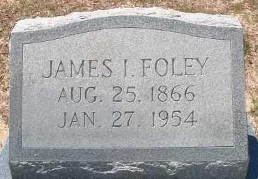 FOLEY, JAMES IRESON - Citrus County, Florida | JAMES IRESON FOLEY - Florida Gravestone Photos