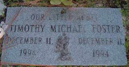 FOSTER, TIMOTHY MICHAEL - Citrus County, Florida | TIMOTHY MICHAEL FOSTER - Florida Gravestone Photos