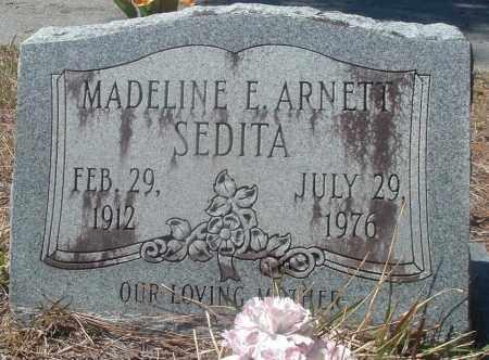 SEDITA, MADELINE - Citrus County, Florida   MADELINE SEDITA - Florida Gravestone Photos
