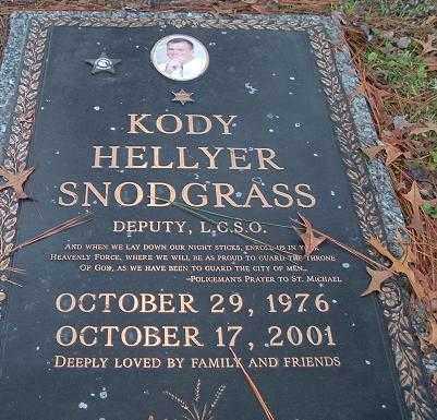 SNODGRASS, KODY HELLYER - Citrus County, Florida | KODY HELLYER SNODGRASS - Florida Gravestone Photos