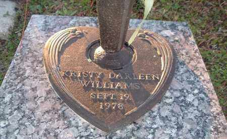 WILLIAMS, KRISTY DARLEEN - Citrus County, Florida | KRISTY DARLEEN WILLIAMS - Florida Gravestone Photos