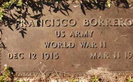 BORRERO (VETERAN WWII), FRANCISCO - Collier County, Florida | FRANCISCO BORRERO (VETERAN WWII) - Florida Gravestone Photos
