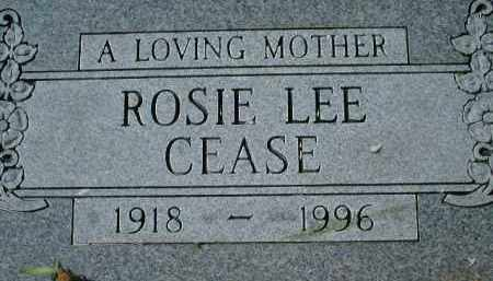 CEASE, ROSIE LEE - Collier County, Florida | ROSIE LEE CEASE - Florida Gravestone Photos
