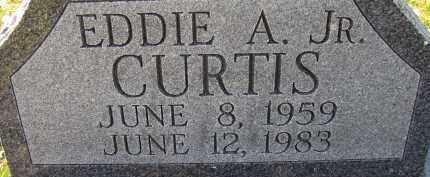 CURTIS, JR, EDDIE A. - Collier County, Florida   EDDIE A. CURTIS, JR - Florida Gravestone Photos