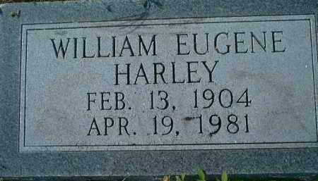 HARLEY, WILLIAM EUGENE - Collier County, Florida | WILLIAM EUGENE HARLEY - Florida Gravestone Photos