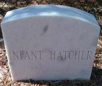 HATCHER, INFANT - Collier County, Florida | INFANT HATCHER - Florida Gravestone Photos