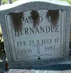 HERNANDEZ, PABLO P. - Collier County, Florida | PABLO P. HERNANDEZ - Florida Gravestone Photos