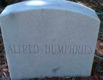HUMPHRIES, ALFRED - Collier County, Florida | ALFRED HUMPHRIES - Florida Gravestone Photos