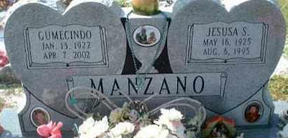 MANZANO, JESUSA S. - Collier County, Florida | JESUSA S. MANZANO - Florida Gravestone Photos