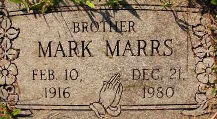 MARRS, MARK - Collier County, Florida | MARK MARRS - Florida Gravestone Photos