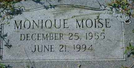 MOISE, MONIQUE - Collier County, Florida | MONIQUE MOISE - Florida Gravestone Photos