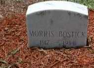 BOSTICK, MORRIS - Collier County, Florida   MORRIS BOSTICK - Florida Gravestone Photos
