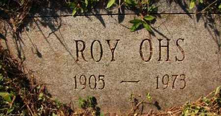 OHS, ROY - Collier County, Florida | ROY OHS - Florida Gravestone Photos