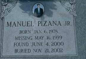 PIZANA, JR, MANUEL - Collier County, Florida   MANUEL PIZANA, JR - Florida Gravestone Photos