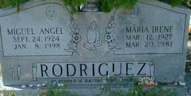 RODRIGUEZ, MIGUEL ANGEL - Collier County, Florida | MIGUEL ANGEL RODRIGUEZ - Florida Gravestone Photos