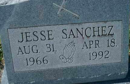 SANCHEZ, JESSE - Collier County, Florida | JESSE SANCHEZ - Florida Gravestone Photos