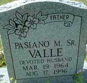 VALLE, SR, PASIANO M. - Collier County, Florida   PASIANO M. VALLE, SR - Florida Gravestone Photos