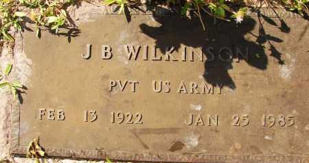 WILKINSON (VETERAN), J. B. - Collier County, Florida   J. B. WILKINSON (VETERAN) - Florida Gravestone Photos