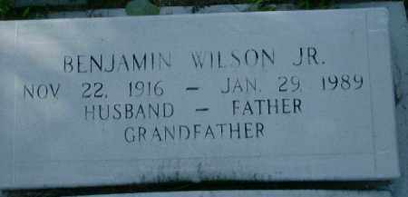 WILSON, JR, BENJAMIN - Collier County, Florida | BENJAMIN WILSON, JR - Florida Gravestone Photos