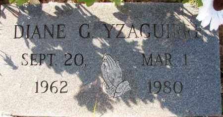 YZAGUIRRE, DIANE G. - Collier County, Florida | DIANE G. YZAGUIRRE - Florida Gravestone Photos