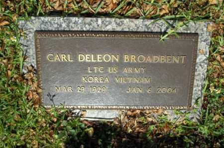 BROADBENT (VETERAN KOR VIET), CARL DELEON - Miami-Dade County, Florida | CARL DELEON BROADBENT (VETERAN KOR VIET) - Florida Gravestone Photos